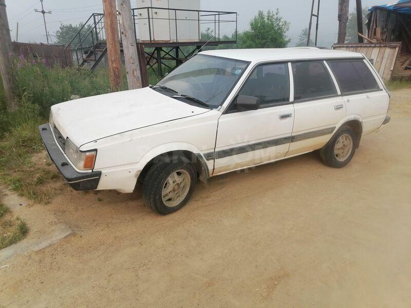 Subaru Leone, 1991
