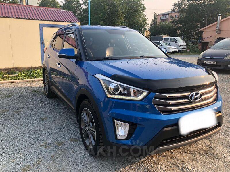 Hyundai Creta, 2019