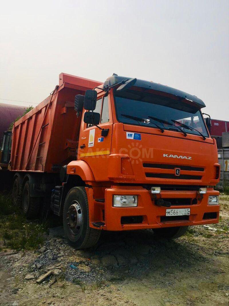 КамАЗ 6520 (6х4), 2017