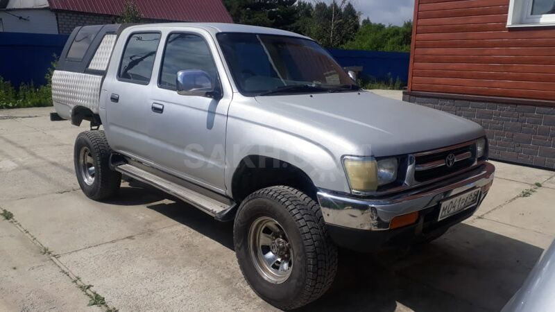 Toyota Hilux Pick Up, 2004