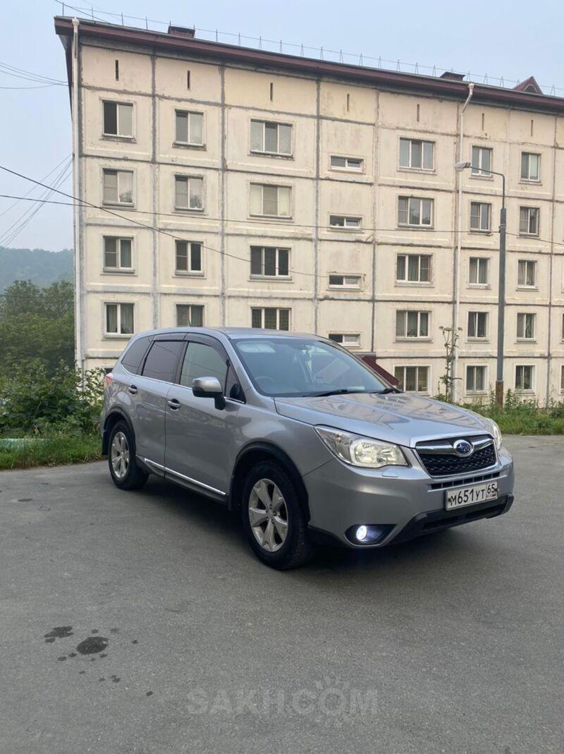 Subaru Forester, 2014