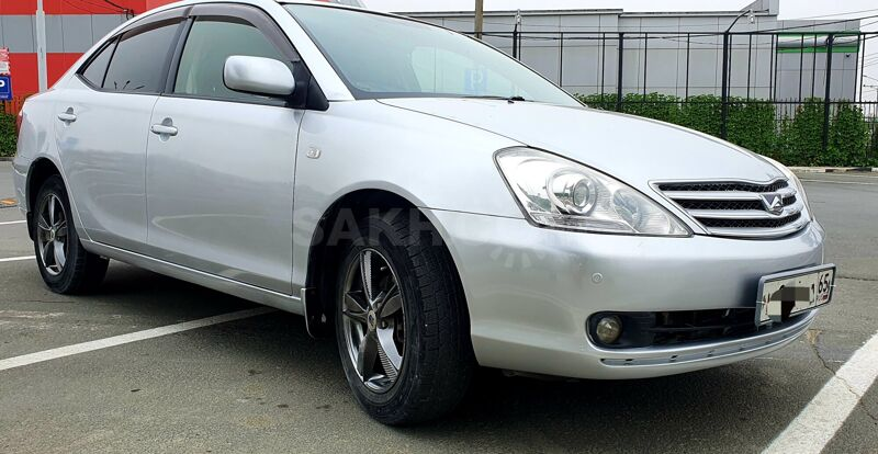 Toyota Allion, 2006