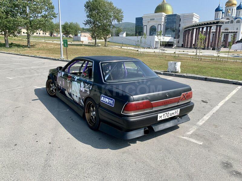 Nissan Laurel, 1991