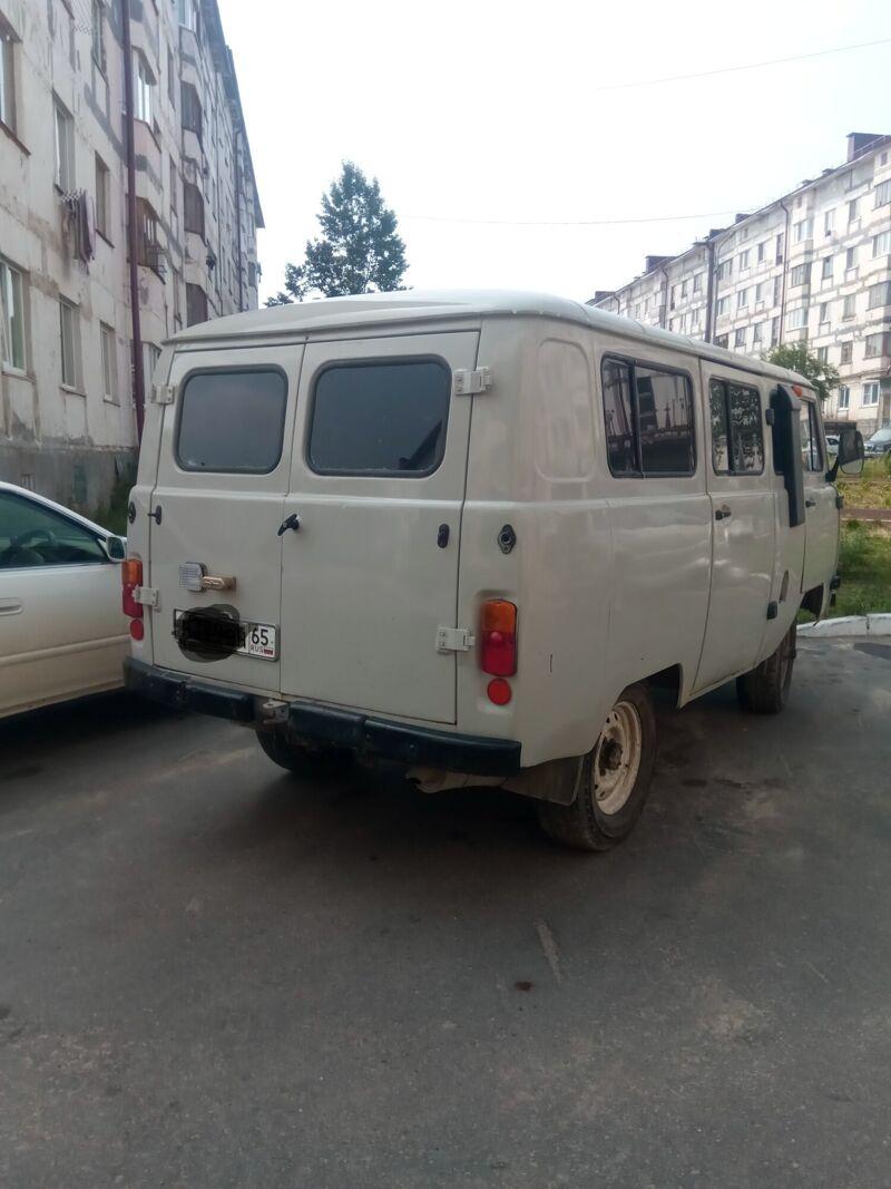 УАЗ 2206, 2008