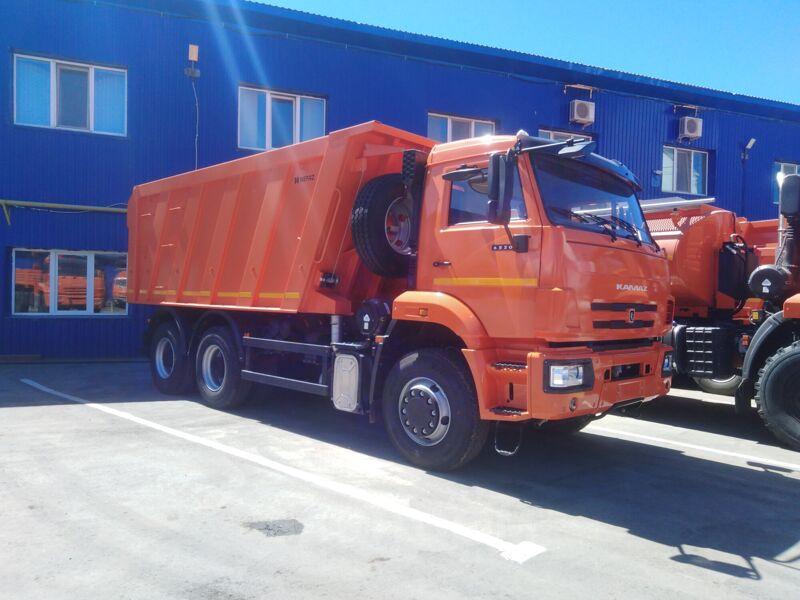 КамАЗ 6520 (6х4), 2021