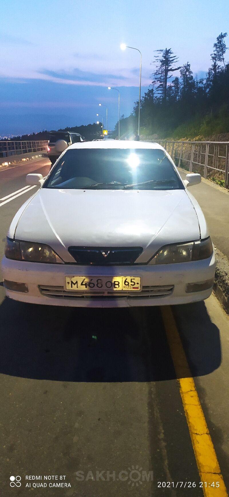 Toyota Vista, 1997