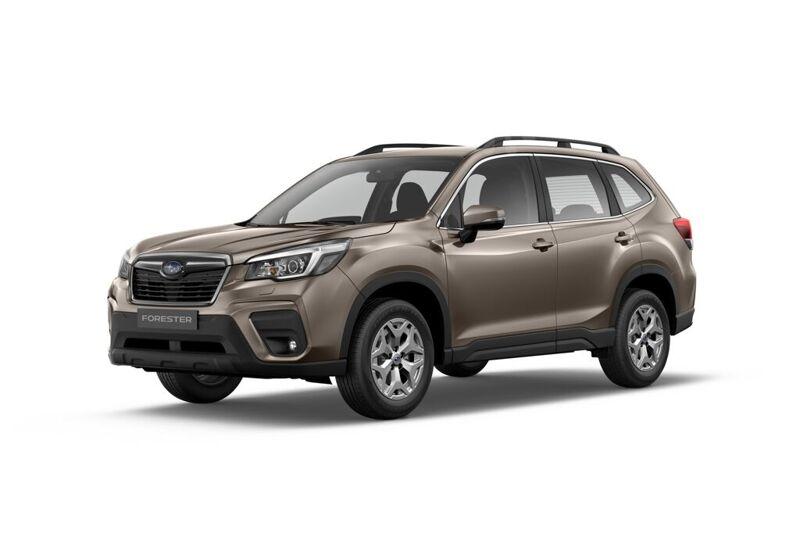 Subaru Forester, 2021