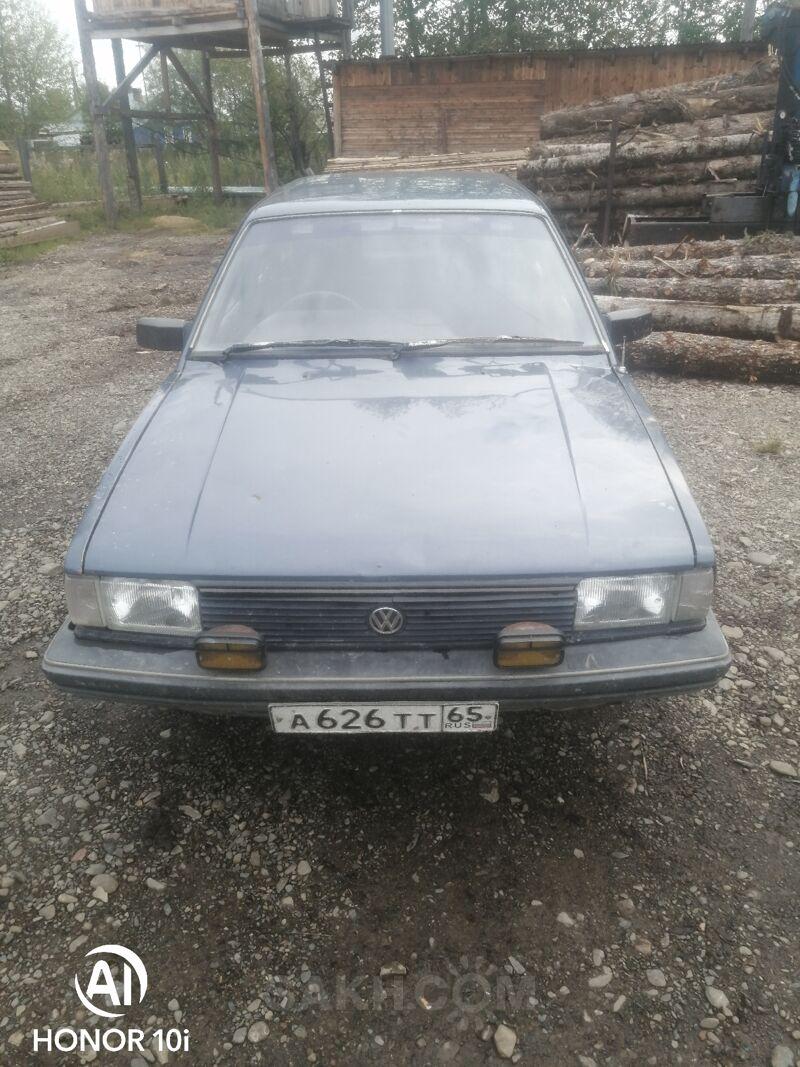 Volkswagen Santana, 1984