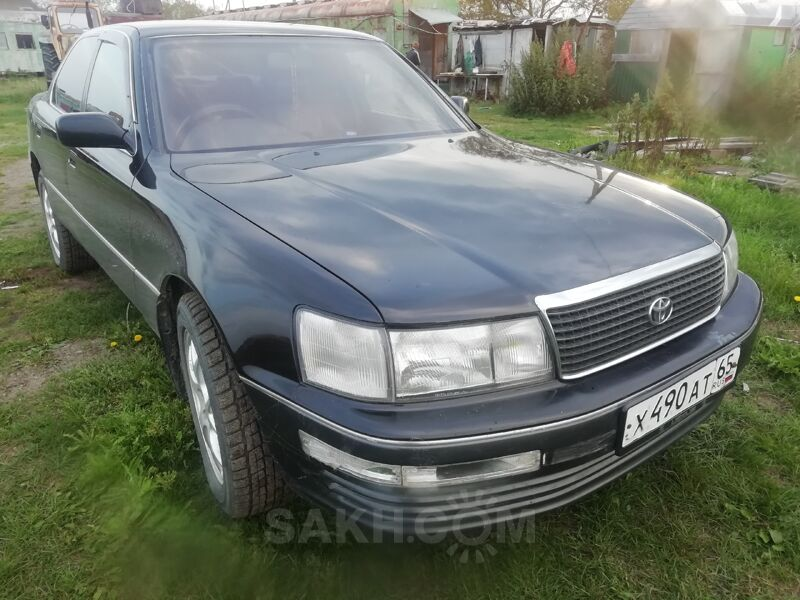 Toyota Celsior, 1994