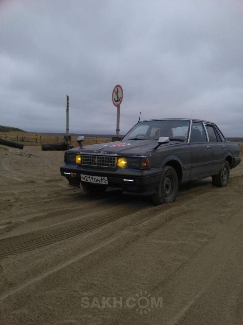 Toyota Mark II, 1984