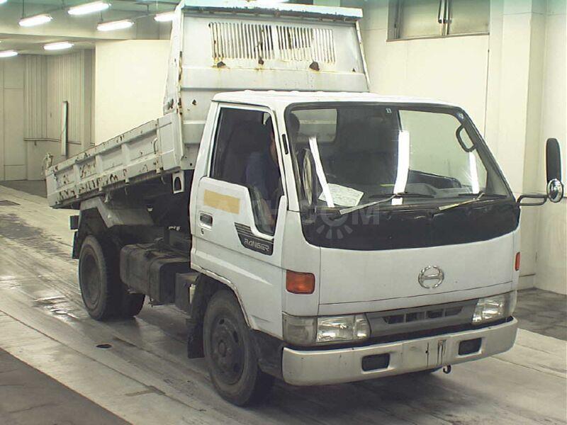 Hino Ranger, 1995