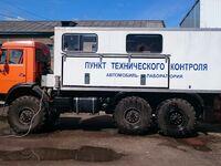 КамАЗ 43114 (6x6), 2011