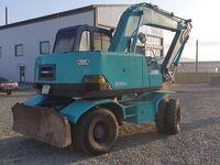 Kobelco SK100W, 2005