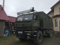 КамАЗ 4326 (4x4), 2016