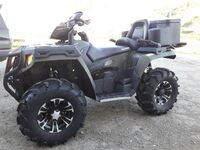 Polaris Sportsman 500 H.O., 2012