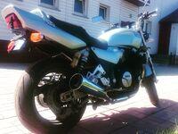 Yamaha XJR1200, 1996