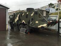 КамАЗ 43118 (6x6), 2010