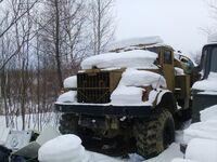 КрАЗ 255, 2000