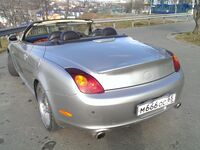 Toyota Soarer, 2001