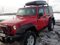 Jeep Wrangler, 2008