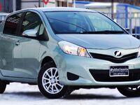 Toyota Vitz, 2012