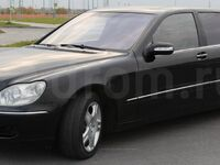 Mercedes-Benz S600, 2001