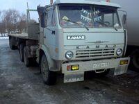 КамАЗ КамАЗ, 1991