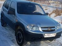 ВАЗ Chevrolet Niva, 2010