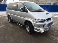 Mitsubishi Delica, 2002