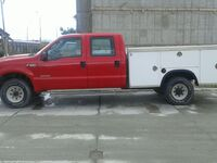 Ford F-350, 2004