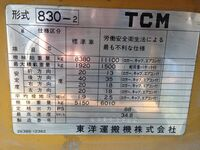 TCM 830 series, 1995