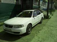 Nissan Sunny, 2002