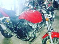 Honda CB400, 2001