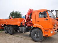 КамАЗ 65861-40001-46, 2016