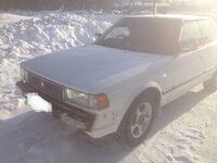 Toyota Chaser, 1985