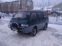 Mitsubishi Delica, 1993
