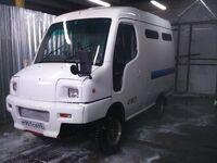 Nissan Armada, 1994