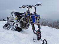 KTM   Timbersled - Yamaha YZ450F , 2014