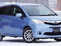 Subaru Trezia, 2011