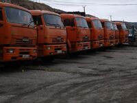 КамАЗ 6520 (6х4), 2006