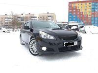 Subaru Legacy B4, 2010