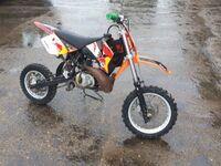 KTM SX 50, 2008