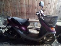 Honda CRF, 2000
