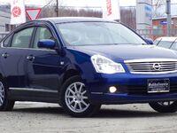 Nissan Bluebird Sylphy, 2011