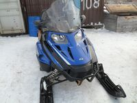 Arctic Cat Bearcat 570 XT, 2012