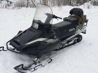 Yamaha Viking 540 IV, 2015