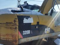 Caterpillar 320DL, 2007