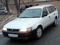 Toyota Corolla Wagon, 1995