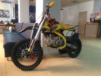 Pitrace Pro 140cc,, 2015