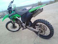 Kawasaki KX250, 2005
